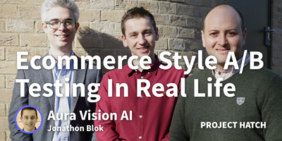 featured image thumbnail for post Aura Vision AI - Ecommerce Style A/B Testing In Real Life
