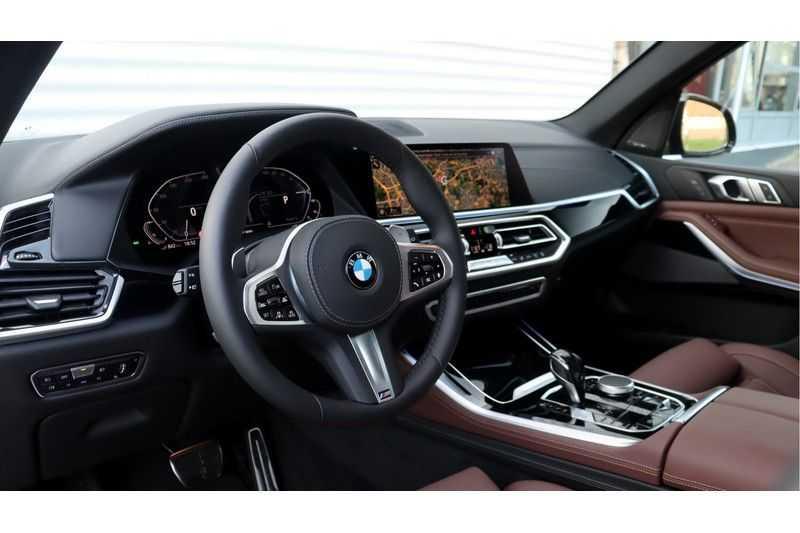 BMW X5 xDrive45e High Executive M-Sport Harman/Kardon, Laserlight, Head-Up Display, DAB, Soft Close afbeelding 10