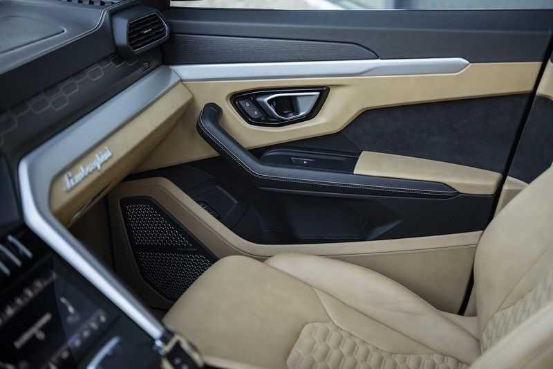 Lamborghini Urus 4.0 V8 + Full Option + Rear Seat Entertainment + Nightvision afbeelding 25