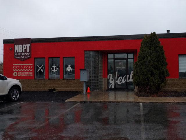 Newburyport Brewing Company in Newburyport, MA