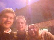 Jon, Me and Ellen