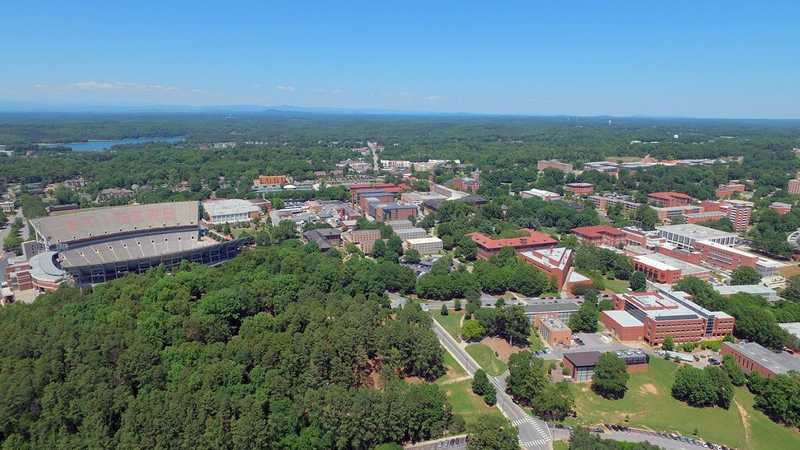 New townhomes for sale in the Clemson University area