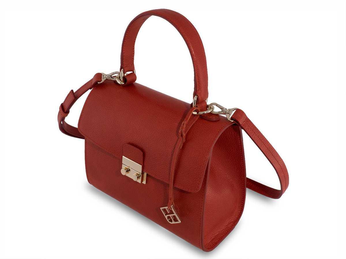 Almaaz Lock Mini - ruby