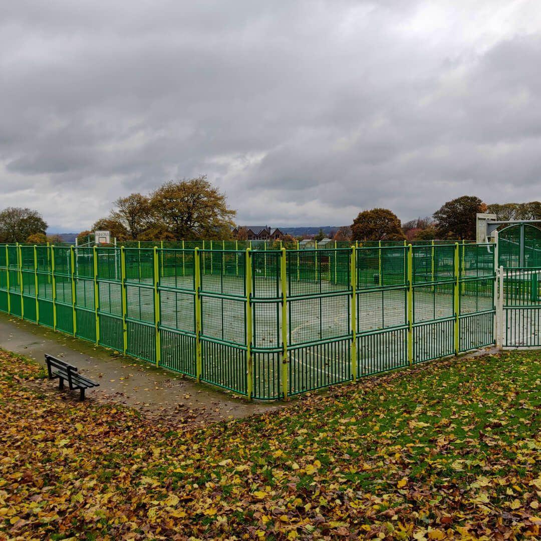 Bramley Park Tennis Court