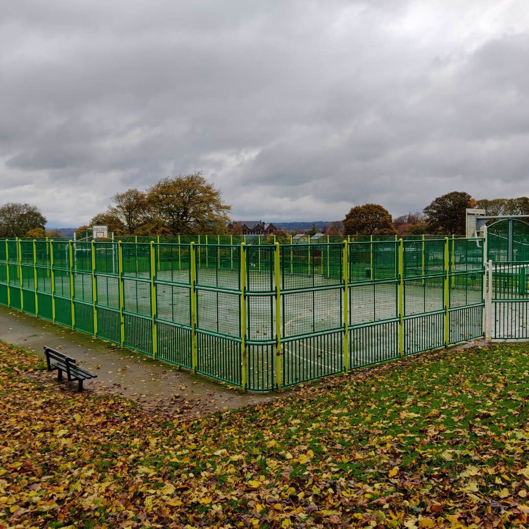 Bramley Park Tennis Court