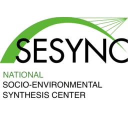 SESYNC The National Socio-Environmental Synthesis Center (SESYNC) logo