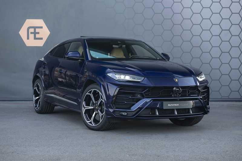 Lamborghini Urus 4.0 V8 + Full Option + Rear Seat Entertainment + Nightvision afbeelding 9