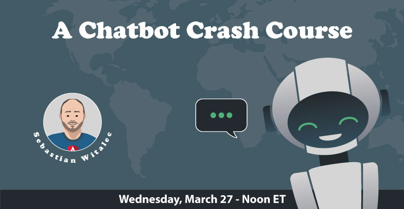 Banner for Building a Chatbot: The Crash Course