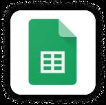 Google Spreadsheet Logo