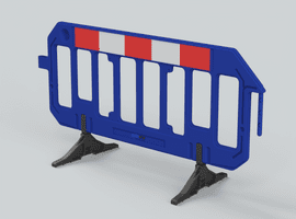Blue Gate Barrier