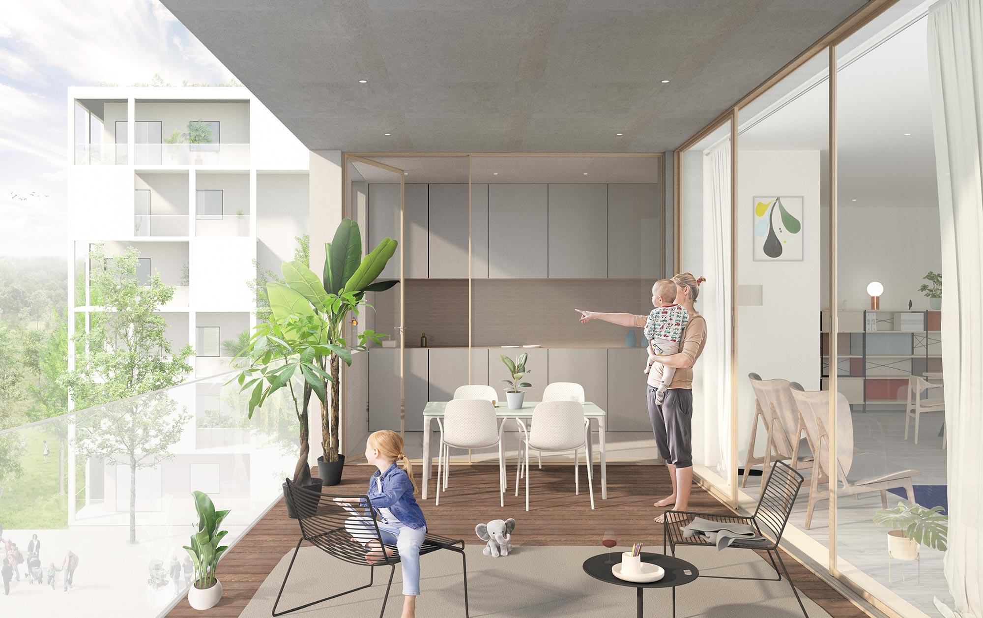 bloom district appartamenti affitto vendita milano