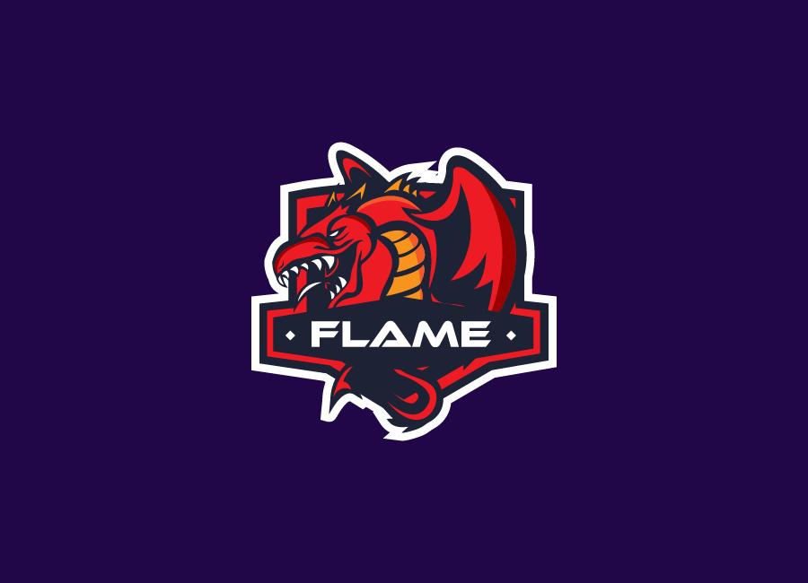 Flame community logo