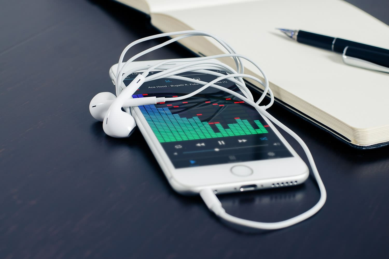 Porque funciona um alto-falante do iPhone?