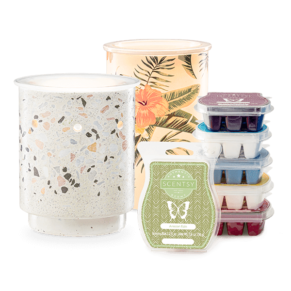 Perfect Scentsy - $59 Warmers