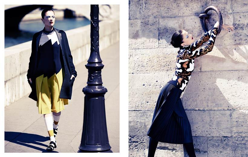 Elisabetta Cavatorta Stylist - Effetto Paris - Sven Baenziger
