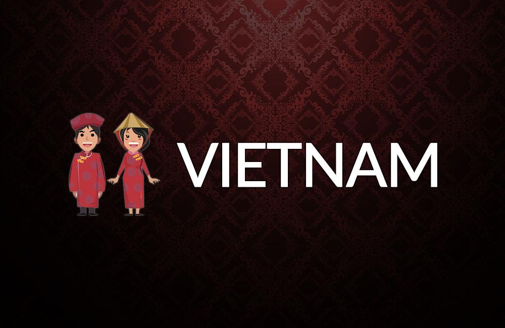 Customs in Vietnam banner