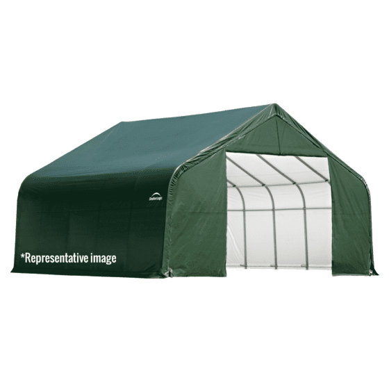 10x8x8 Peak Shelter Green Colour