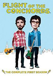 cover Flight of the Conchords - S1