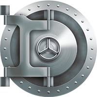Vircurvault logo