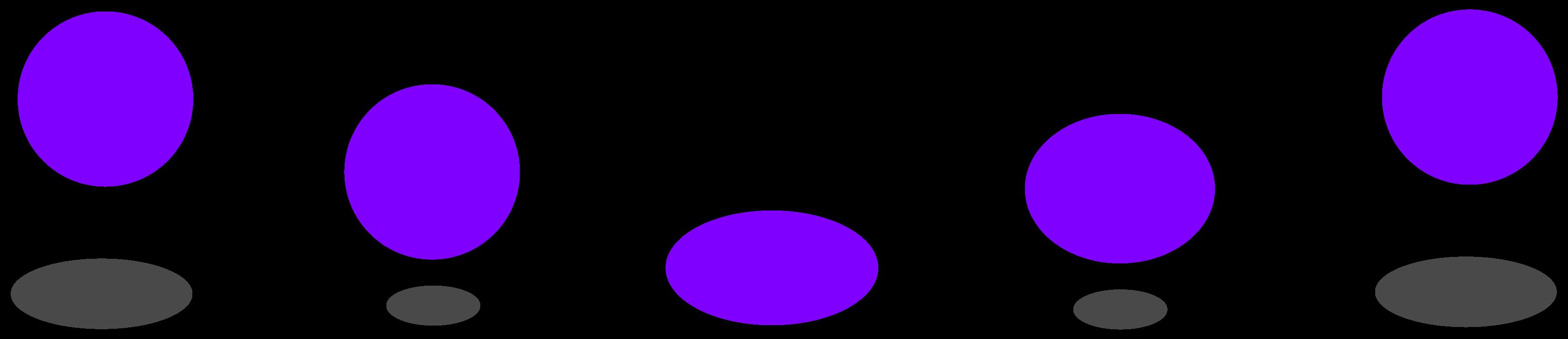 Bounce motion summary illustration