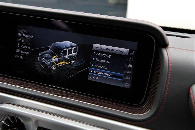 Mercedes-Benz G-Klasse 63 AMG Edition 1 BURMESTER+STANDKACHEL+360GRADEN afbeelding 13
