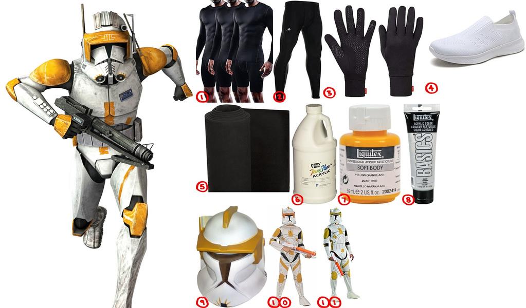 sc 1 st  Costumet & Dress Like Commander Cody (CC-224) Costume for Cosplay u0026 Halloween