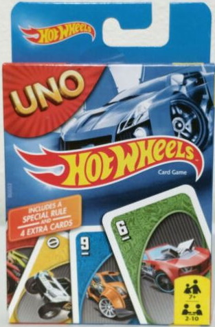 Hot Wheels Uno