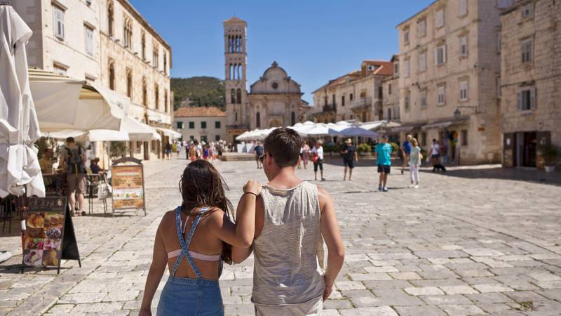 Hvar voted top 10 European islands great for Sailing Croatia