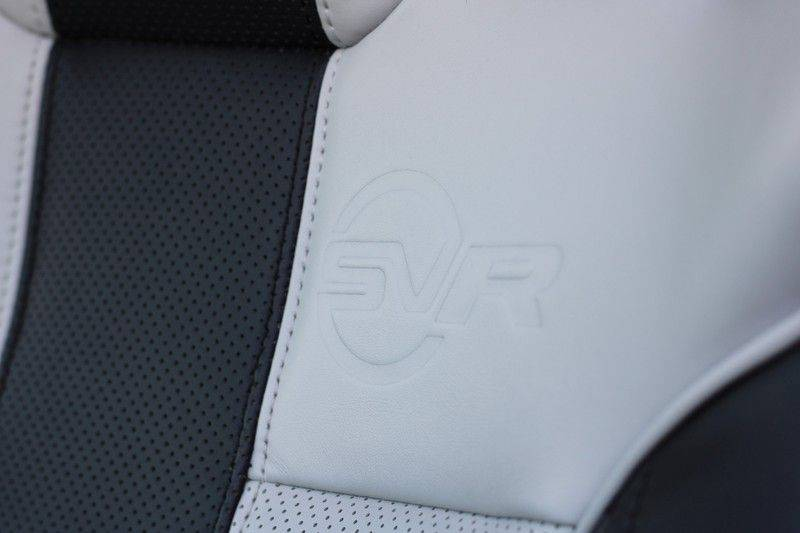 "Land Rover Range Rover Sport 5.0 V8 SVR Pano, 23"", Schaalstoelen, Carbon, afbeelding 23"