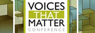 Voices That Matter 2010