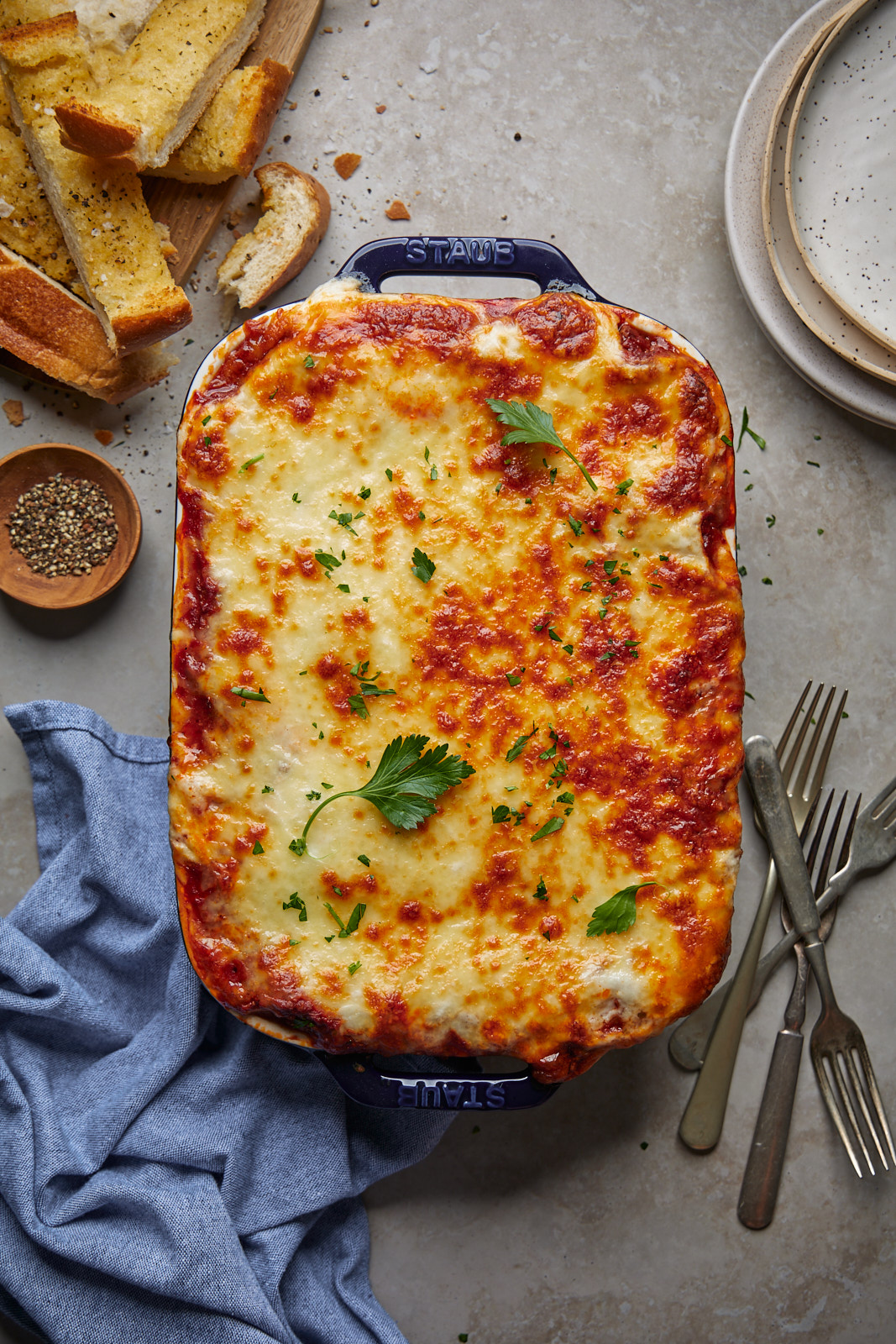 Ultimate Lasagna Bolognese