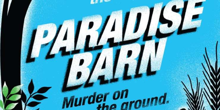 Paradise Barn by Victor Watson
