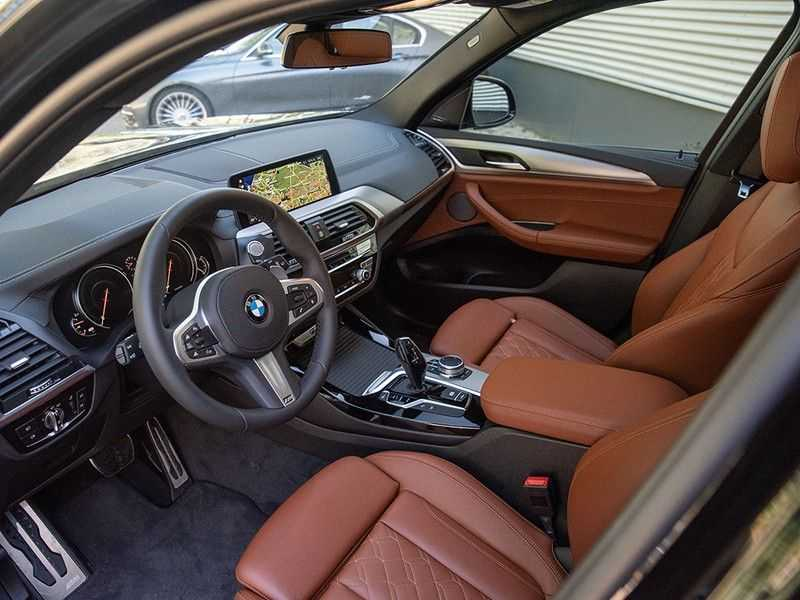 BMW X3 M40i xDrive - Individual Leder - Panorama - ACC - Harman Kardon - Memoryzetels afbeelding 3