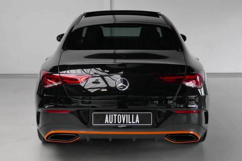 Mercedes-Benz CLA-Klasse 200 d /// AMG Edition 1 Nightpakket - Sfeer verlichting afbeelding 3