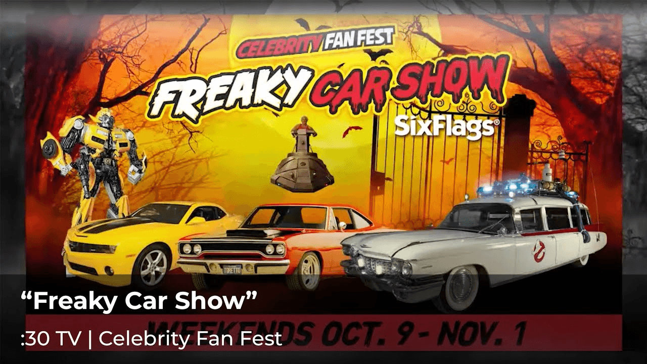 """Freaky Car Show"""