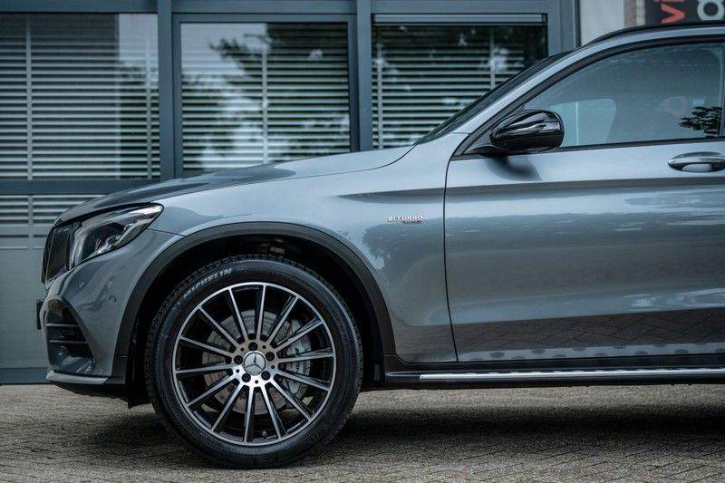 Mercedes-Benz GLC 43 AMG 4MATIC, 367 PK, 63 AMG Look, Panoramica, Airmatic, Trekhaak, Camera, LED, Comand Online, 87DKM! afbeelding 7