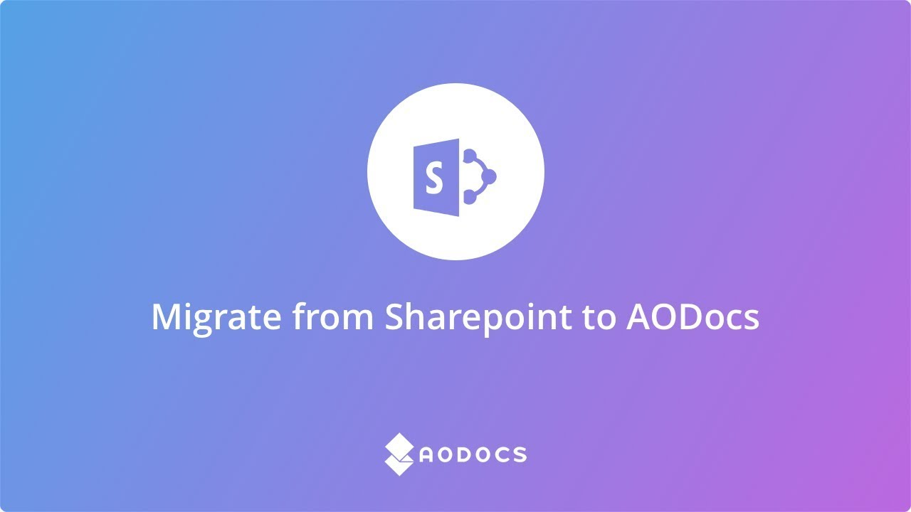 Migrate Sharepoint to AODocs's thumbnails