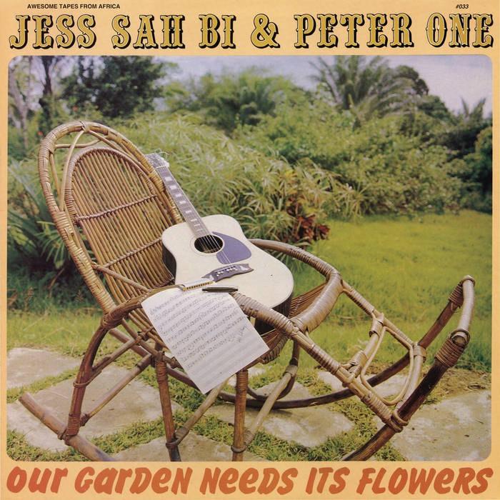 Jess Sah Bi and Peter One album art
