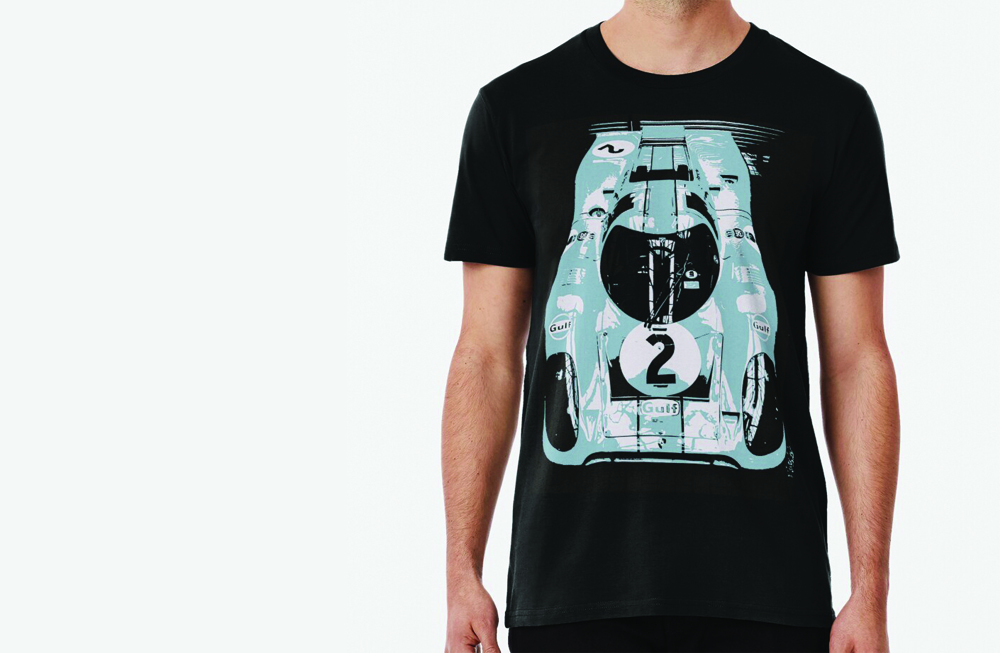 Porsche 917K Premium T-Shirt by thespeedart