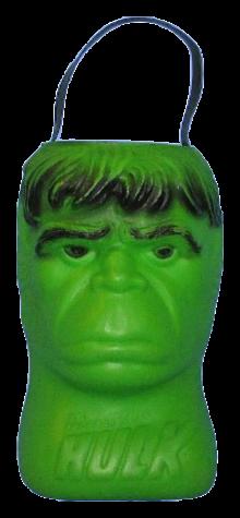 The Incredible Hulk Pail photo