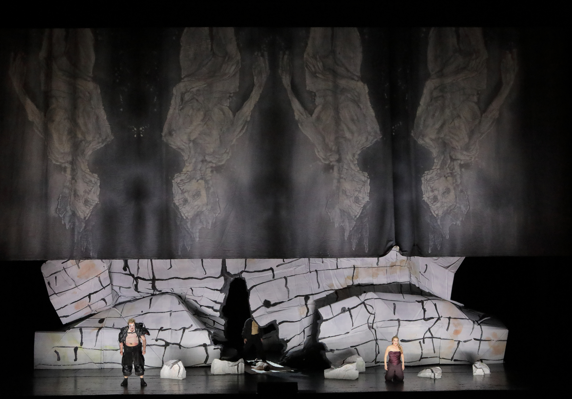 Parsifal: Klingsors Zauberscloß