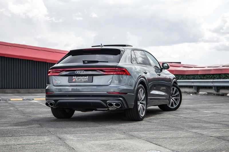 Audi Q8 4.0 TDI SQ8 quattro | 435PK | Sportdifferentieel | B&O | Alcantara hemel | Assistentiepakket Tour & City | Vierwielbesturing afbeelding 8