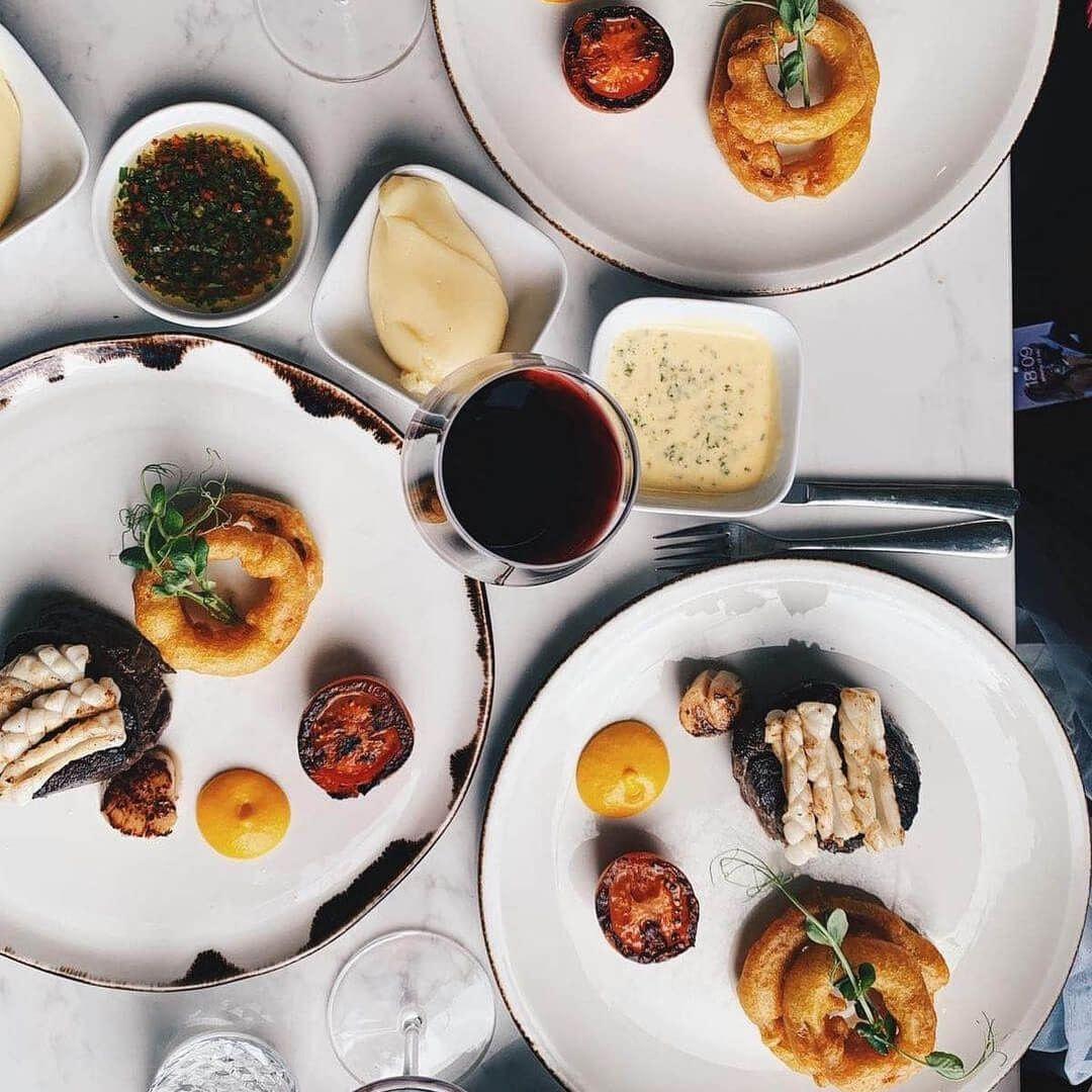 Heaney & Mill Food Platter