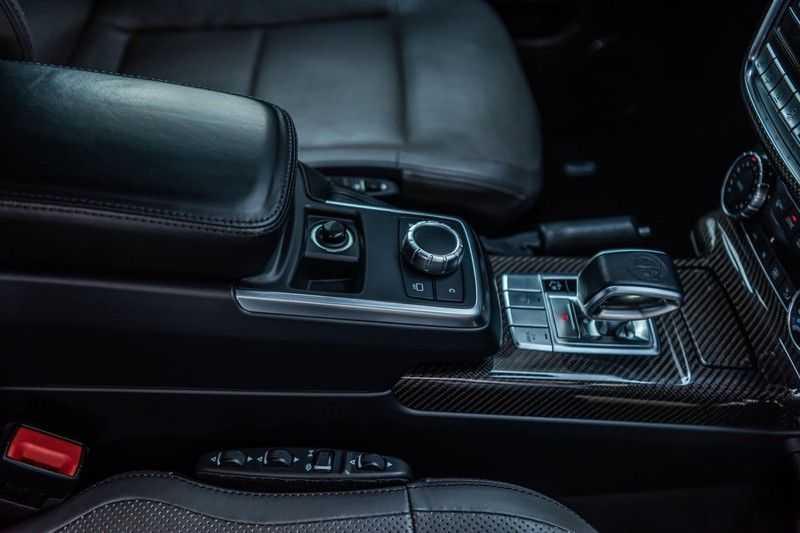 Mercedes-Benz G-Klasse 63 AMG, 571 PK, Full/Black Optiek, Schuif/-Kanteldak, TV, Harman/Kardon, Designo leder, Distronic, 57DKM!!! afbeelding 16