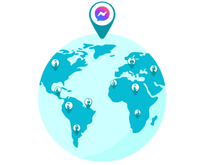 1.300 millones de personas usan Messenger cada día