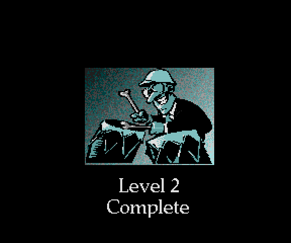 Level 2 Complete