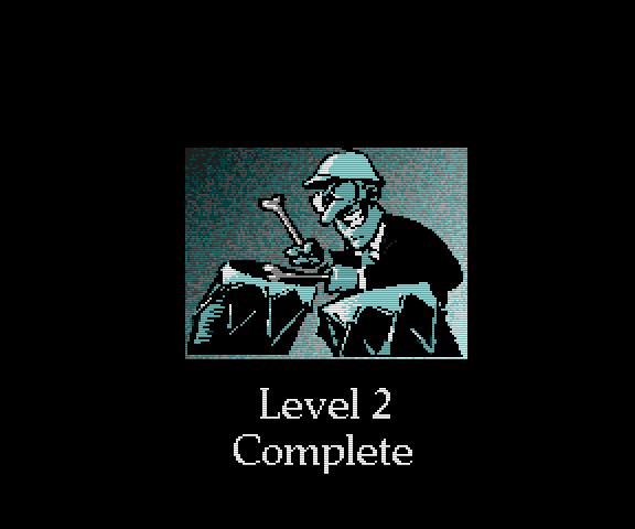 Level 2 Complete