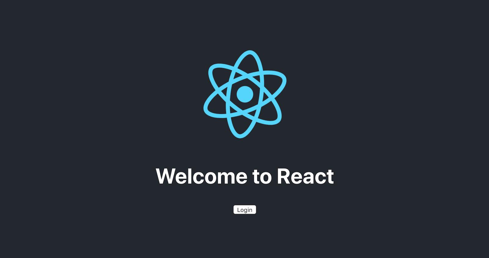 React + Okta = 💙