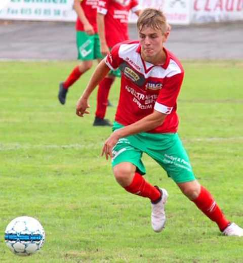 VOORSTELLING: Robbe Imbrechts