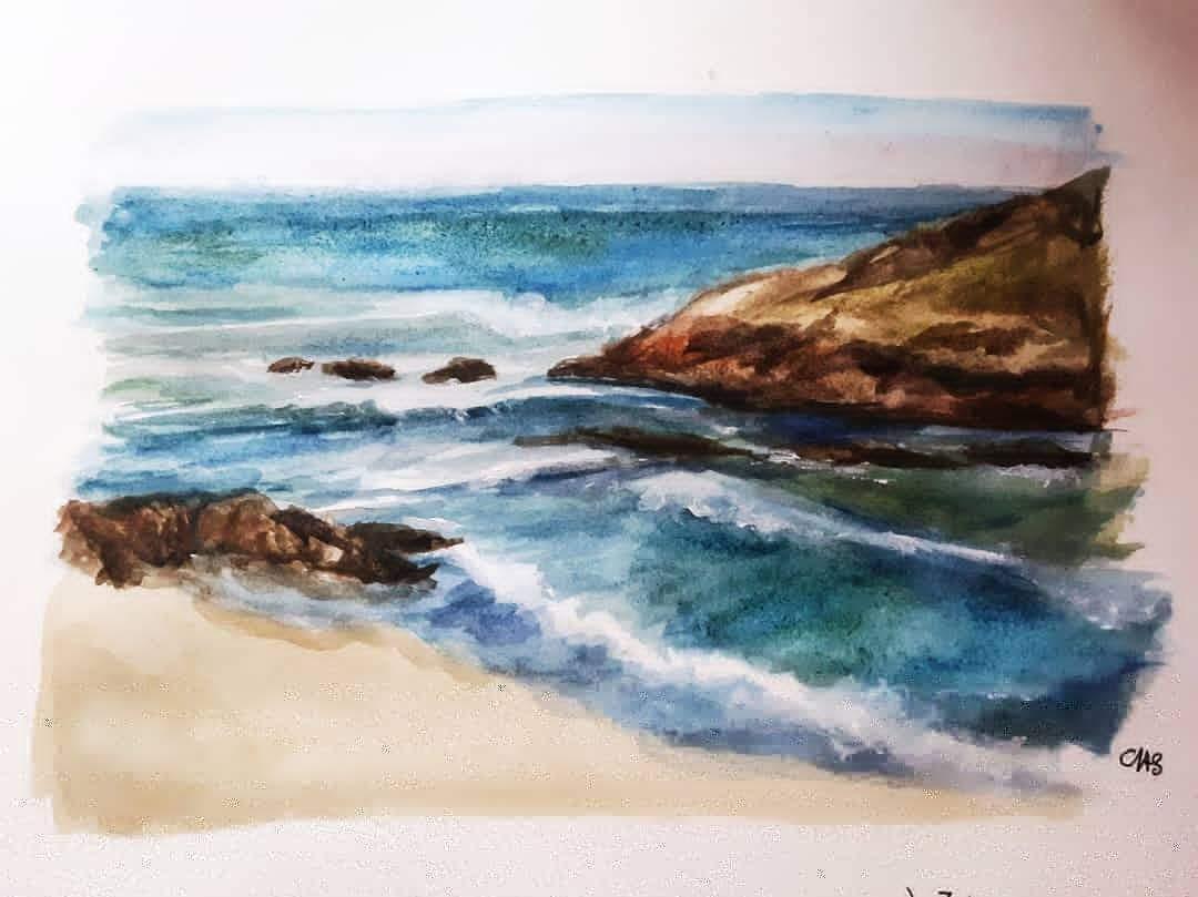 Rocky Waves